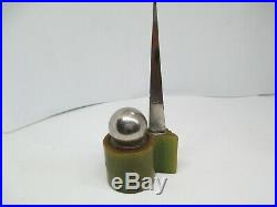 1939 New York World's Fair Perisphere Perfume Bottle Rubicon 5th AVE