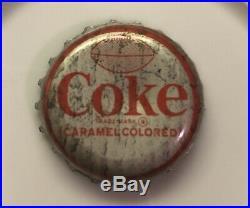 1965 New York Jets Joe Namath AFL All Star Football Coke Bottle Cap Rookie Year