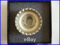 1967 V8 Mickey Mantle NY Yankees Unused Coke Bottle Cap