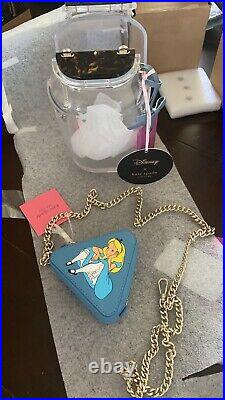 2021 Disney x Kate Spade New York Alice in Wonderland Bottle Crossbody Bag