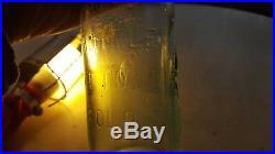 Antique Blob Flip Top Beer/Soda Bottle Pat Maloney Cobewbb Hall Owego, NY -GR8