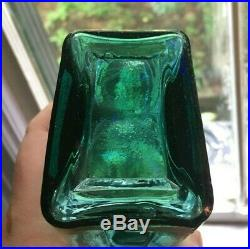 Antique G. W. Merchant Gargling Oil Lockport NY Medicine/Cure Bottle 1880s BIM