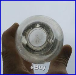 Antique GENESEE BEER BREWING CO BLOB TOP GLASS BOTTLE RARE VINTAGE Rochester NY
