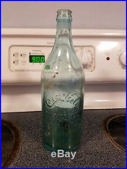 Antique Vintage Coca Cola Bottle ROCHESTER NY RARE