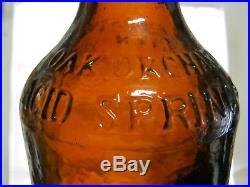 Awesomen-25a3 Piece Mold1qt. H. W. Bostwickoak Orchard Acid Spgs. Broadway, Ny