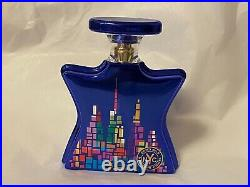 Bond no 9 New York nights gently used sprayed a few times bottle is full No Box