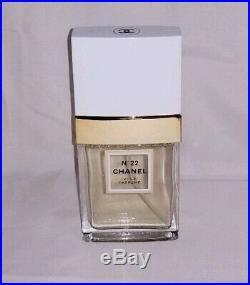 CHANEL No 22 Voile Parfum Refreshing Body Mist 2.5oz / 75mL New York Full Bottle