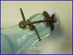 Cascadian Spring Water Company Grand View NY Spring Water Bottle Bail & Stopper