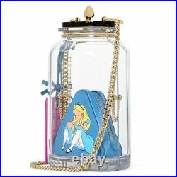 DISNEY kate spade new york 2021 Alice in Wonderland BOTTLE CROSSBODY BRAND NEW