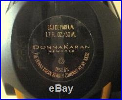 DONNA KARAN New York Eau de Parfum 1.7 oz 50 ml Black Swan Bottle