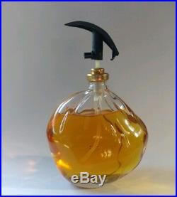DONNA KARAN New York Perfume SIGNATURE BLACK SWAN BOTTLE 3.4oz