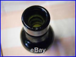 Dark Forest Green Pint Excelsior Spring Saratoga NY Mineral Spring Water Bottle