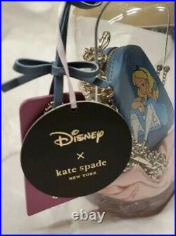 Disney X Kate Spade New York Alice in Wonderland Bottle Crossbody Bag