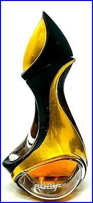 Donna Karan New York Parfum 1/2 oz 75% Full Limited Edition #760 Ships Free
