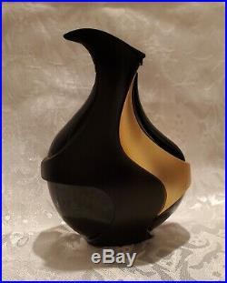 Donna Karan New York Perfume Debut Fragrance Black Swan Bottle 95% Discontinued