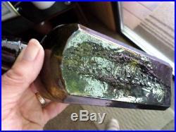 Dr, Townsend's Sarsaparilla Albany, N. Y, Sticky Ball Pontil, Apl. Lip, Very Crude