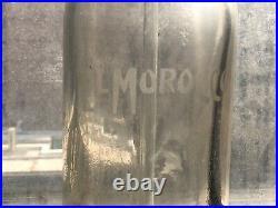 El Morocco Night Club New York City Seltzer Bottle Nat Beverage Bayonne, NJ