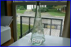 Ext Rare 1870s To 1880s Chas. Gulden Ny Catsup Bottle Crude Applied Lip