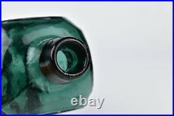 Fantastic Color Old Dr J Townsend's Sarsaparilla Albany NY Bottle Iron Pontil
