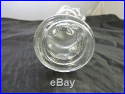 Figural Crying Baby Bottle T. P. S. & Co. Ny