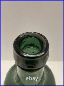 G. W. Merchants Oak Orchard Acid Springs Bottle Lockport NY