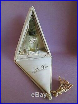 I Do by Kathryn Palmer 1950 Perfume Bottle in Satin Box 1 oz New York VERY RARE
