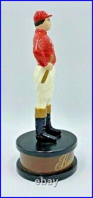 Iconic The 21 Club New York City NYC Red Equestrian Horse Jockey Bottle Opener