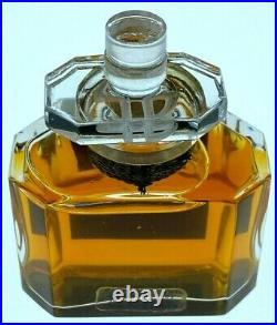 Jean Patou 1980s Joy de Jean Patou 1/2 oz 100% Full Parfum N New York Bottle