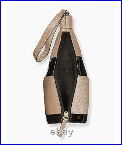 Kate Spade NY Chestnut street CHAMPAGNE BOTTLE wristlet NWT $199 CHEERS DARLING