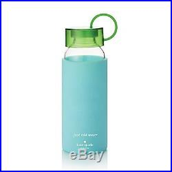 Kate spade, New york Water Bottle Green/Turquoise Sports Water Bottles, New