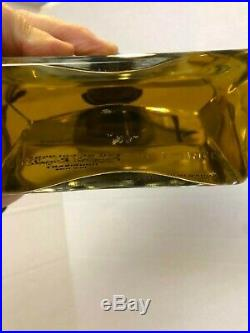 Large Factice Display Bottle- Houbigant Fougere Royale Pour Homme New York- Nice