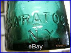 MINT1 PINT S-44BEMERALD GREEN PAVILLION UNITED STATES SPRING Co. SARATOGA, N. Y