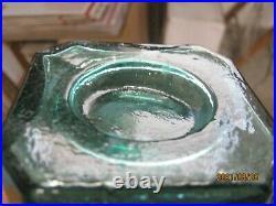 MUSEUM QUALITYAMERICAN GLASS GALLERYTEALOLD DR TOWNSENDs SARSAPARILLAN. Y