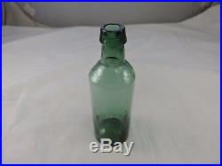 Master Ink David's & Black New York Emerald Green O. P. Cylinder