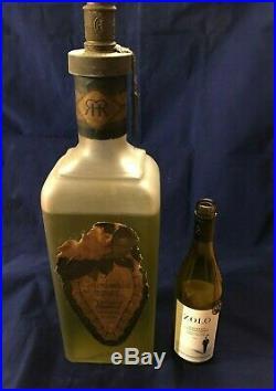Monumental Richard Hudnut Perfume Store Display Bottle Factice NY Gardenia 24