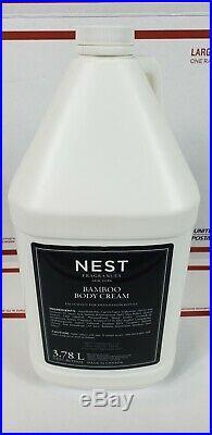 NEST Fragrances New York Bamboo Body CREAM 138 OZ 8.62 LB Bottle 3.78 L New