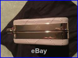 NWT Kate Spade New York Pink On Pointe Perfume Spray Bottle Clutch Shoulder Bag