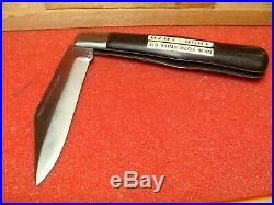 New York Knife Co. Walden N. Y 1856-1878-large Coke Bottle-coco Bola Wood