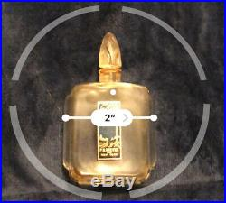 Nr Dreyer Vintage 1900 American New York Perfume Bottle With Box No Baccarat