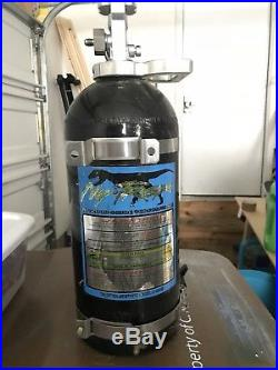 Ny-Trex Wet Nitrous Kit 8 Cyl EFI Remote Bottle Opener Warmer Purge Kit