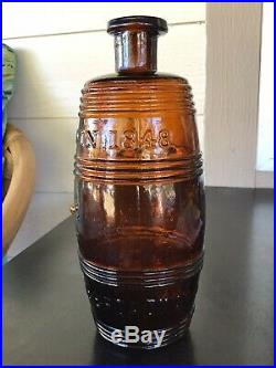 O. P. Am Bininger Co NY Old Kentucky Bourbon 1849 Reserve Barrel