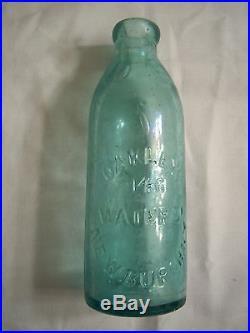OAKLEY 146 WATERS St, NEWBURGH, NY Gravitating Stopper bottle