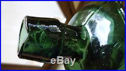 OLD DR. J. Townsend's Sarsaparilla New York Fabulous green color drippy top