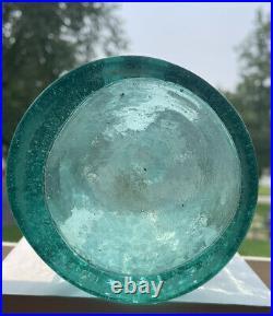 Perfect Example Aqua Geyser Springs Saratoga New York Quart. Tons Of Whittle