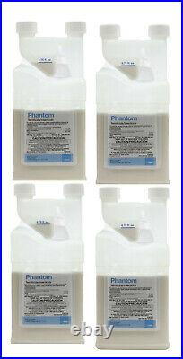 Phantom Termiticide Insecticide 21 oz (4 Bottles) NOT FOR SALE TO NY, CT, MN