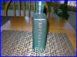 Pontil bottle Gordon`s Chafala Furniture Polish N. Y. Scarce