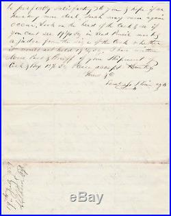 RARE Manuscript Letters 1859 Oneida Community NY Bottles Lancaster Glass Works