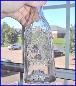 Rare Original Straight Side Coca Cola Bottle Buffalo, New York Nice