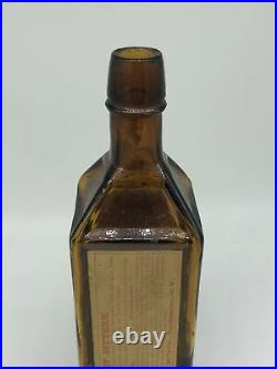 Rare 1872 Doyle's Hop Bitters With Both Labels Hop Bitters Co. Rochester N. Y