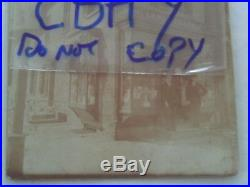 Rare 1900 Cainet Card Photo Lang Pharmacy Drug Store Yonkers Ny Now In Wilton Ct
